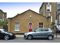 1 Bedroom house to rent on Aberdeen road, private outdoor space, located on leafy st in Highbury N5
