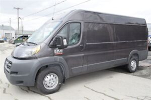 2018 Ram ProMaster 3500 Cargo 159''WB High roof
