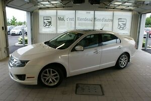 2011 Ford Fusion SEL + CUIR + TOIT OUVRANT