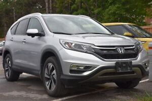 2016 Honda CR-V Touring LEATHER NAVI AWD