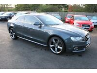 Audi A5 2.0 tdi coupe breaking parts