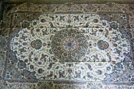 Brand new flat knit rug (carluci) 2x3m