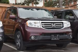 2015 Honda Pilot Touring LEATHER NAVIGATION AWD
