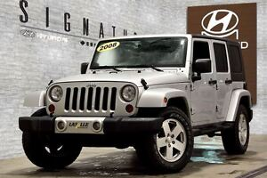2008 Jeep Wrangler Unlimited Sahara AUTO