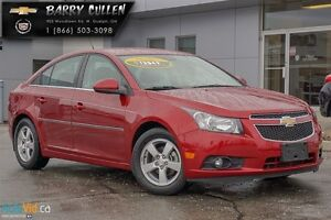 2013 Chevrolet Cruze LT Leather* Heated seats*Mylink