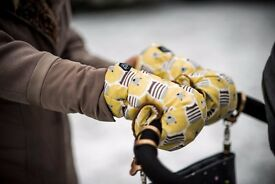 Pram Gloves lion lion/caramel FREE DELIVERY