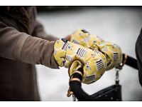 Pram Gloves lion lion/caramel FREE DELIVERY