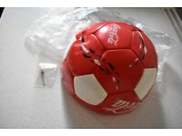Football Coca Cola football promotion ball