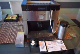 Semi-professional WMF 1000 Barista Bean to cup Coffee machine + Milk thermos