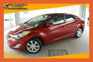 2011 Hyundai Elantra Limited + NAVIGATION + CUIR + BLUETOOTH