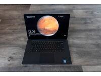 DELL XPS 15 7590 laptop 9th Gen i7 4k screen 32GB 1TB