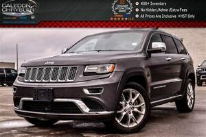 2015 Jeep Grand Cherokee Summit|4x4|5.7L|Navi|Dual Pane Sunroof|