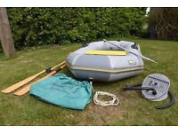 Avon 7 inflatable dinghy