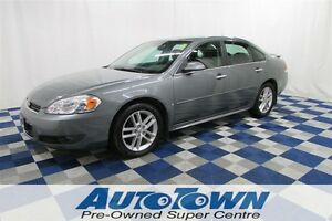 2009 Chevrolet Impala LTZ LOCAL!/ACCIDENT FREE!/PWR SUNROOF/ONST