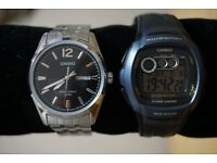 Casio Watches Analogue and Digital