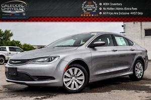 2016 Chrysler 200 New CarLX|Pwr Windows|Pwr Locks|Keyless Go|