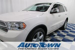 2012 Dodge Durango Citadel AWD/RV CAM/COOLED STS/NAV/PWR LIFT GA