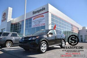 2014 Toyota RAV4 LE Upgrade Package w/Heated seats and Back up c