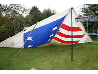 hang glider for sale used condition