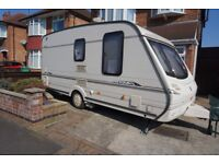 Caravan, Awning and exra's