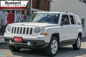 2011 Jeep Patriot Limited | 4X4 | LEATHER | TOUCH SCREEN |