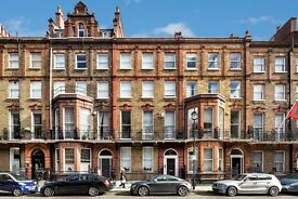 Superb and elegant one-bed flat ground floor for let in Marylebone, W1U.
