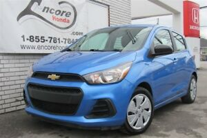 2017 Chevrolet Spark LS Manual/2 599 km/ COMME NEUF!!