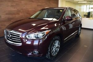 2014 Infiniti QX60 AWD 1 Owner No Accidents