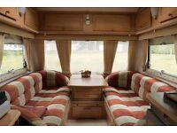 Coachman VIP 460/2 2 berth caravan 2002