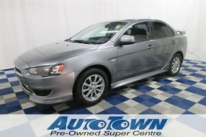 2012 Mitsubishi Lancer SE/CLEAN HISTORY/LOW KM/HEATED SEATS!!!