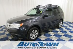 2011 Subaru Forester 2.5 X Convenience Package AWD/HTD SEATS