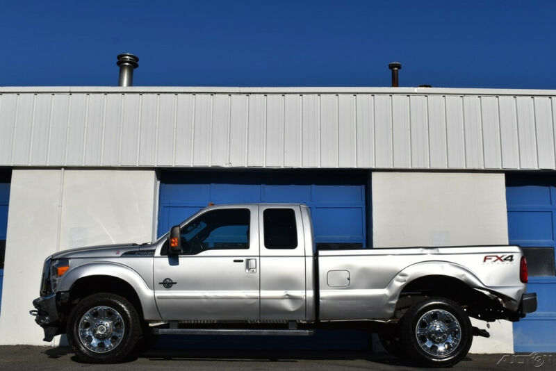 Image 1 Salvaged Ford F-350 2015