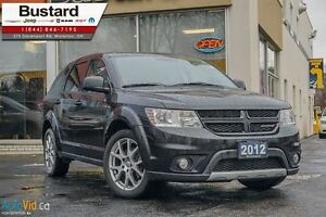 2012 Dodge Journey NEW TIRES | NEW BRAKES |R/T | 5PASS | LEATHER