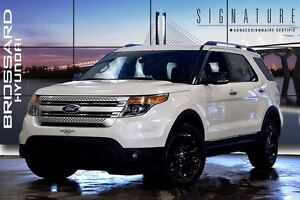 2011 Ford Explorer XLT HITCH V6 AWD CUIR TOIT PANORAMIQUE