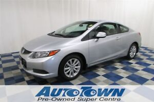 2012 Honda Civic EX SUNROOF/ALLOYS/BLUETOOTH/LOW KM