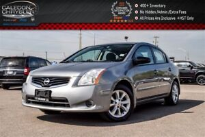 2011 Nissan Sentra 2.0 S Sunroof Bluetooth Heated Front Seats Pw