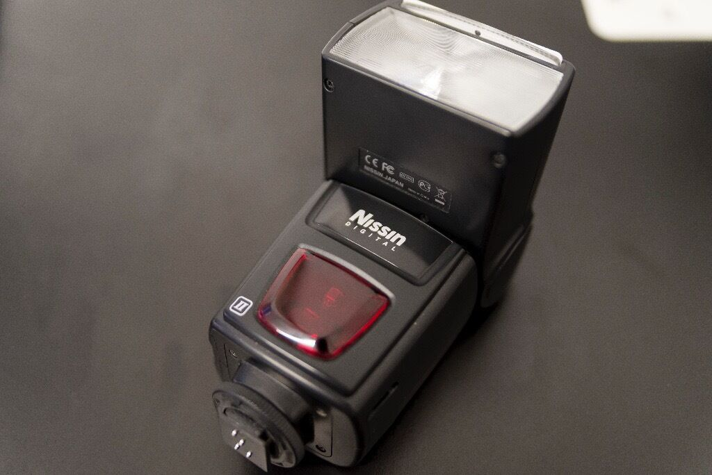 Nissin Di622 MkII Flash Gun for Nikon