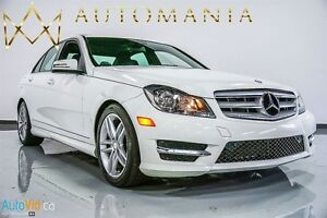 2013 Mercedes-Benz C-Class C300 | NO ACCIDENTS | NAVIGATION | SU
