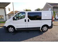 2006 Vauxhall Vivaro Campervan, Just 40k miles, 1 owner, FSH, Brand new conversion. Like VW & Trafic