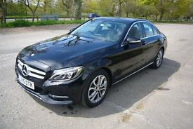 Mercedes-Benz C Class 2.1 C220 CDI BlueTEC Sport 7G-Tronic Plus 4dr (start/stop)
