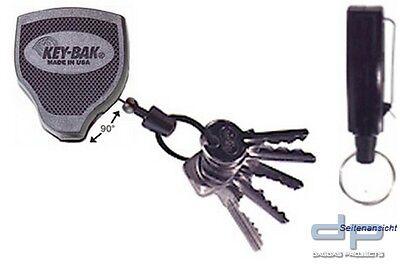 KEY-BAK XXL Schlüsselrolle NEU mit KEVLAR-Seil