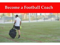 BECOME A FOOTBALL COACH, COACH SOCCER IN LONDON, HOW TO BECOME A SOCCER COACH, FOOTBALL TEAM LONDON