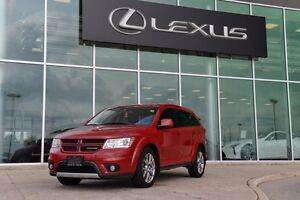 2012 Dodge Journey R/T * NAVIGTAION LEATHER 7 PASSENGER
