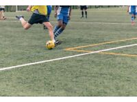 Thursday 7pm - Friendly 7 a side football in North London. Play football with us