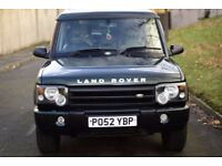 Land Rover Discovery 2.5 TD Auto 4x4 12m Mot