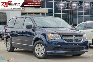 2012 Dodge Grand Caravan SE/SXT | LOW LOW KM'S | NO ACCIDENTS...