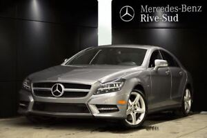 2012 Mercedes-Benz CLS550-Class 4MATIC COUPE--PREMIUM PACKAGE--