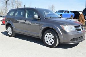 2015 Dodge Journey SE Plus 5 passagers+Bas KM