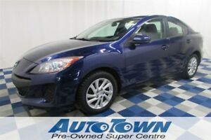 2012 Mazda MAZDA3 GS-SKY/SUNROOF/HTD SEATS/ALLOYS