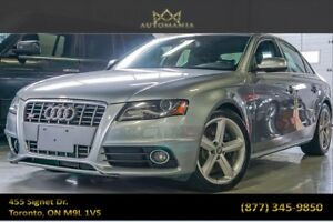 2010 Audi S4 3.0|PaddleShift|LED|Supercharged
